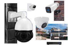 Monitoring TV przemysłowa CCTV